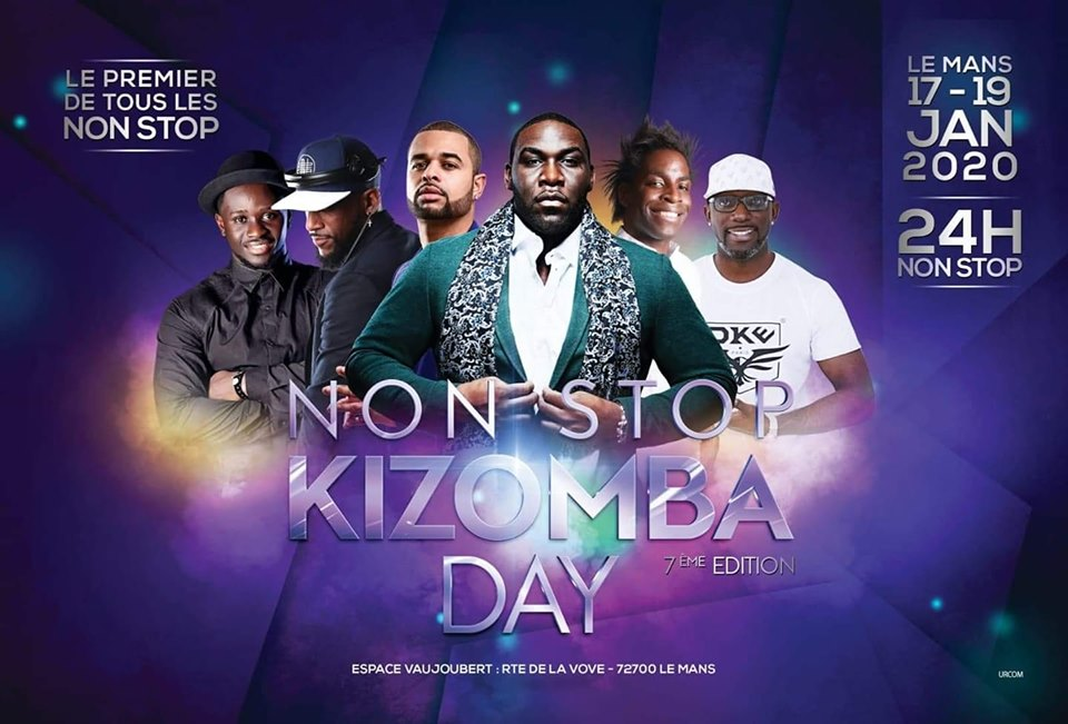Non Stop Kizomba Day 7th Edition