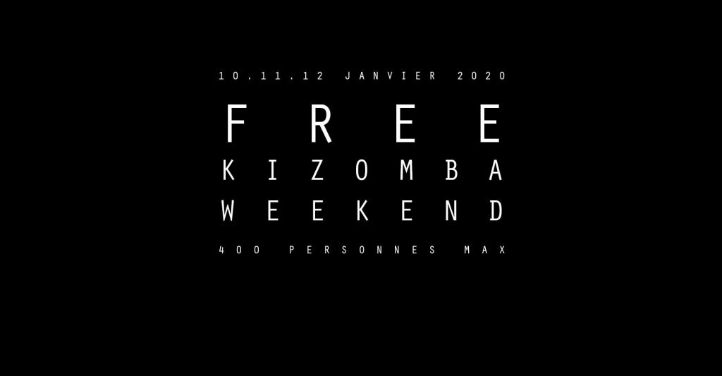 Free Kizomba Weekend