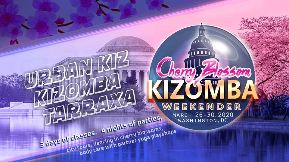 DC Cherry Blossom Kizomba Weekender 2020