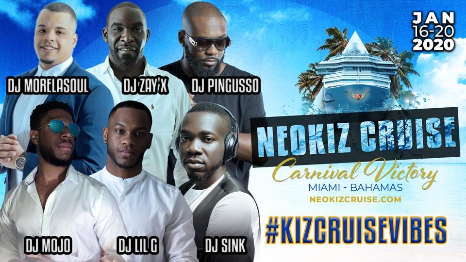 1st Annual Neokiz Cruise