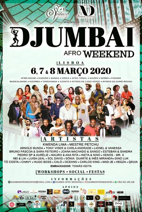Djumbai Afro Weekend – 2nd Edition