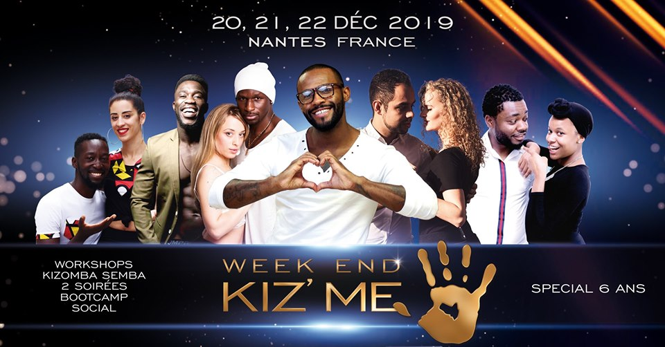Week End Kiz Me Five Nantes
