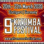 AfroMoves Kizomba Festival 2020