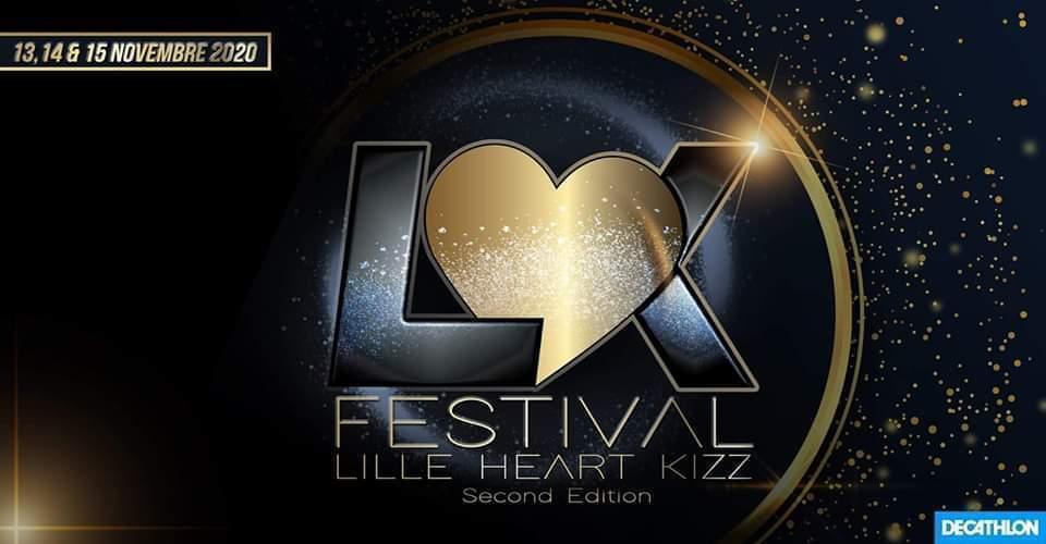 Lille Heart Kizz Festival 2020