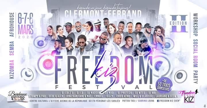 Freedom Kiz Festival 2ème Édition