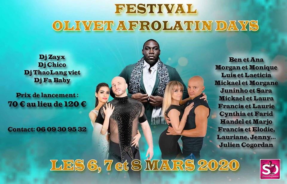 Festival Olivet Afrolatin Days