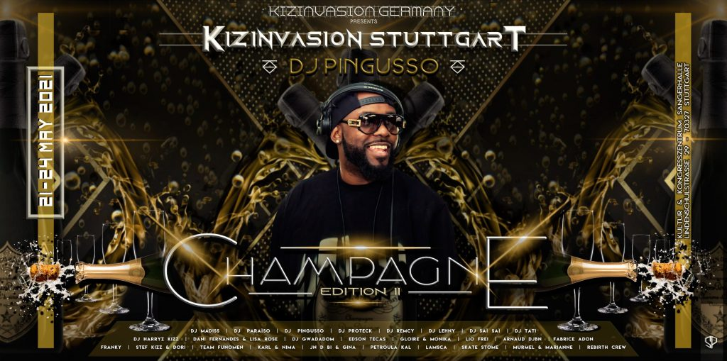 KizombaInvasion 5. Edition in Stuttgart