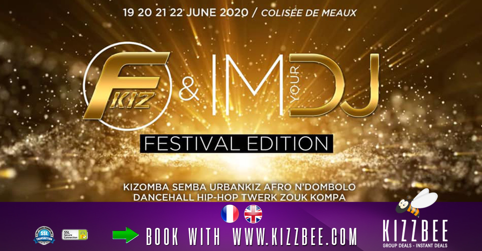 Futurokiz & I'M YOUR DJ Festival Edition