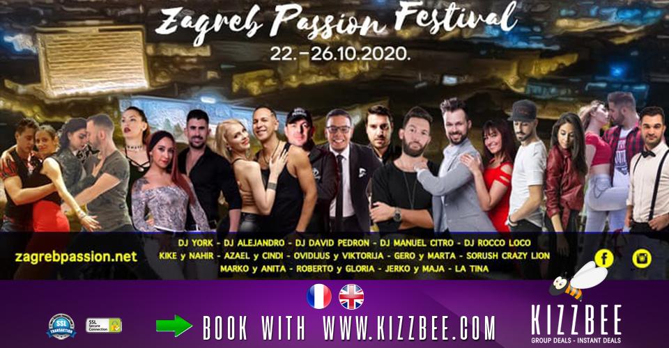 Zagreb Kizomba Passion 2020
