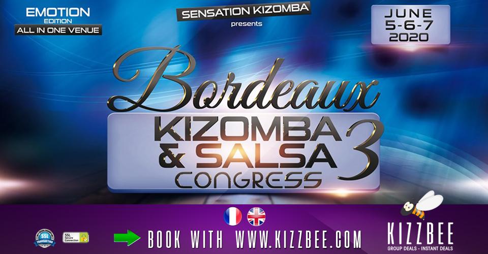 Bordeaux Kizomba & Salsa Congress 2020