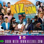 KizCon 2021 - Kizomba Beach Festival