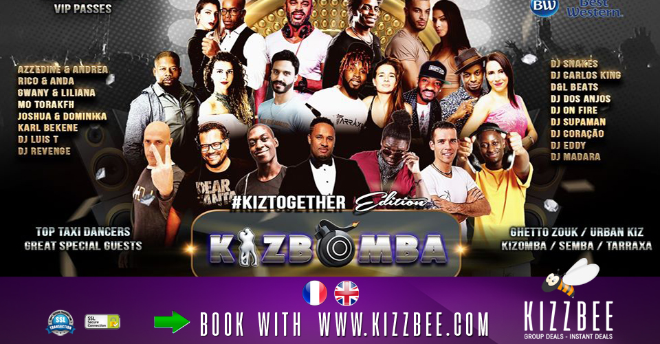 Kizbomba Vienna Festival 2020