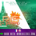 Paris Kizomba Summer First Class