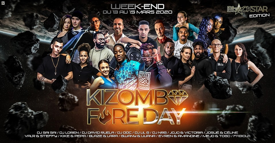 Kizomba Fire Day