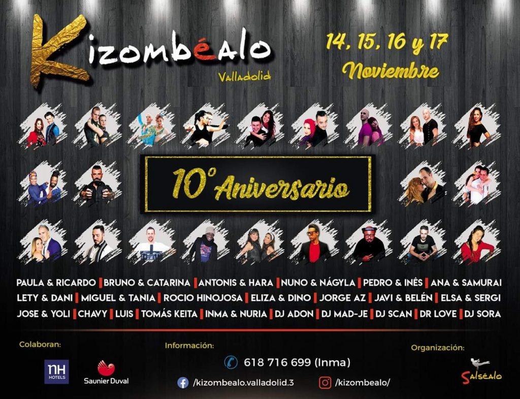 X Kizombéalo Valladolid