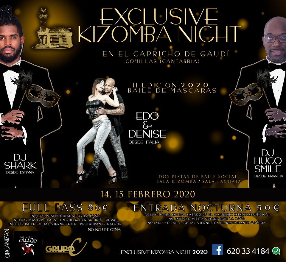 Exclusive Kizomba Night 2020
