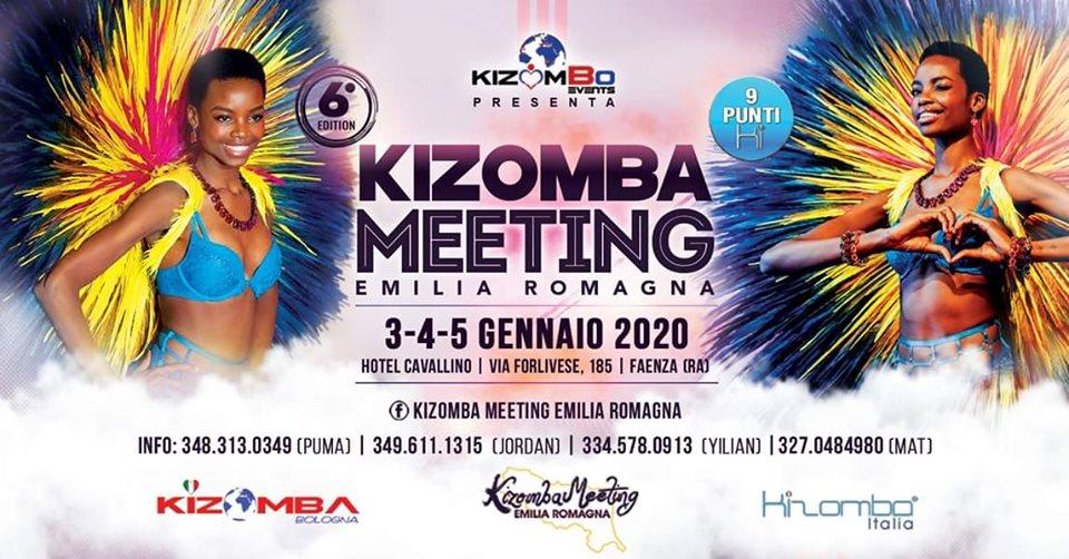 Kizomba Meeting Emilia Romagna 2020