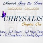 Chrysalis Munich first Edition