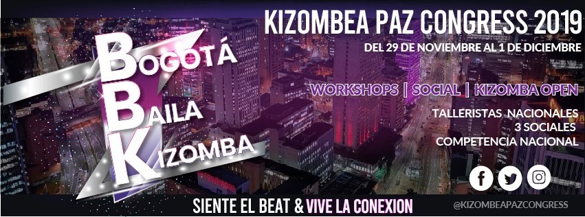 Kizombea PAZ Congress 2019