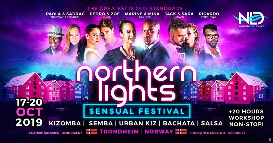 Northern Lights Dance Sensual Festival
