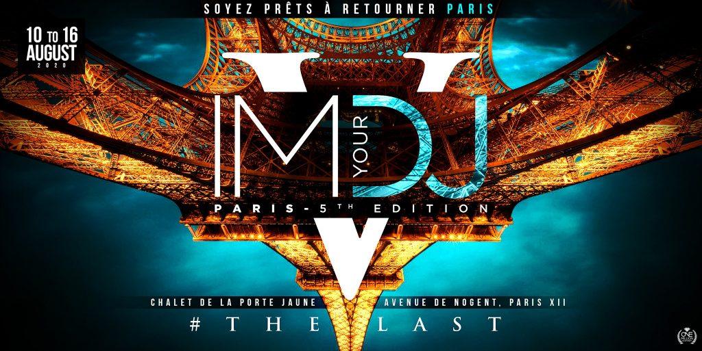 I'M YOUR DJ Paris Edition 5