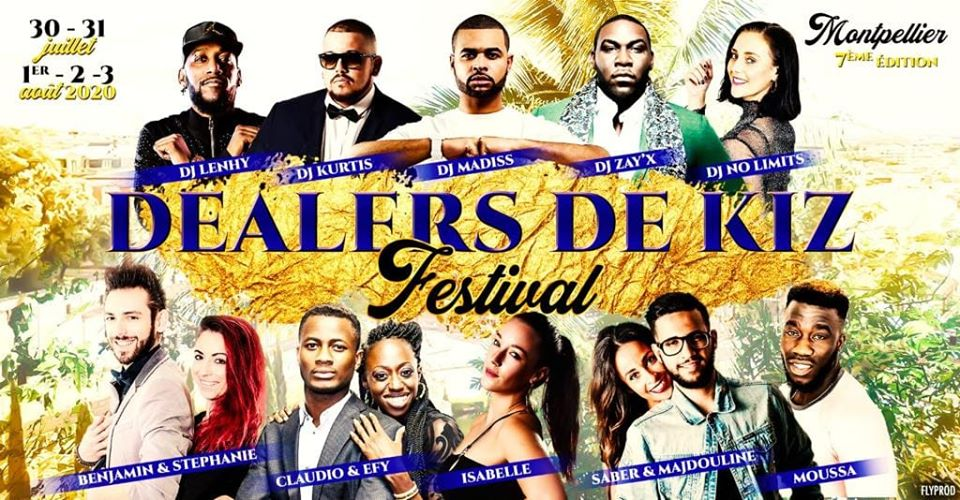 Dealers De KIZ Festival
