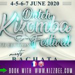 Dutch Kizomba Festival meets Bachata 8th Edition
