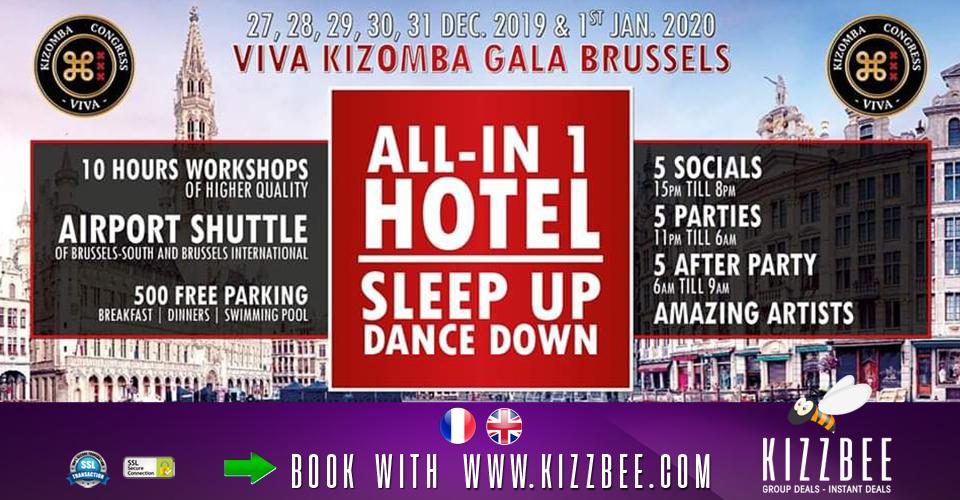 Viva kizomba Gala Brussels 2019