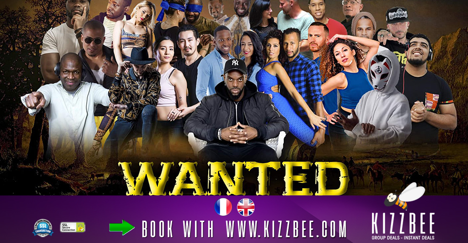 Wanted Kiz Festival : Kiz or die