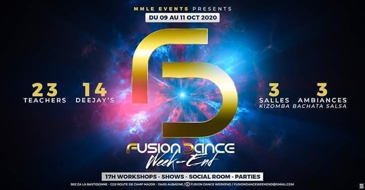 Fusion Dance Weekend 2020
