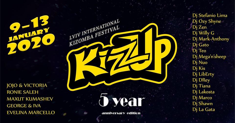 KIZZ UP'20
