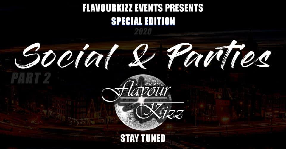 FlavourKizz Special Edition Kizomba 2020