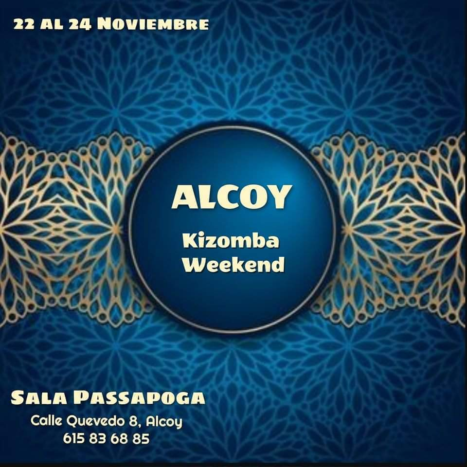 Alcoy Kizomba Weekend