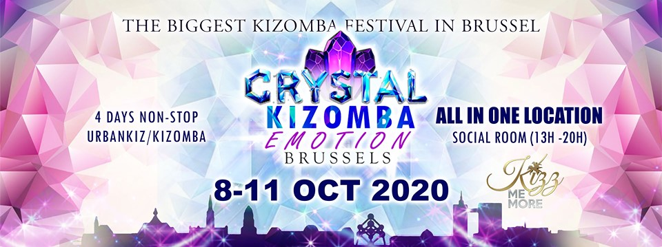Crystal Kizomba Emotion - 2nd Edition
