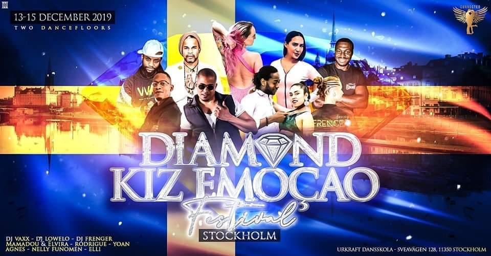 Diamond Kiz Emoçao