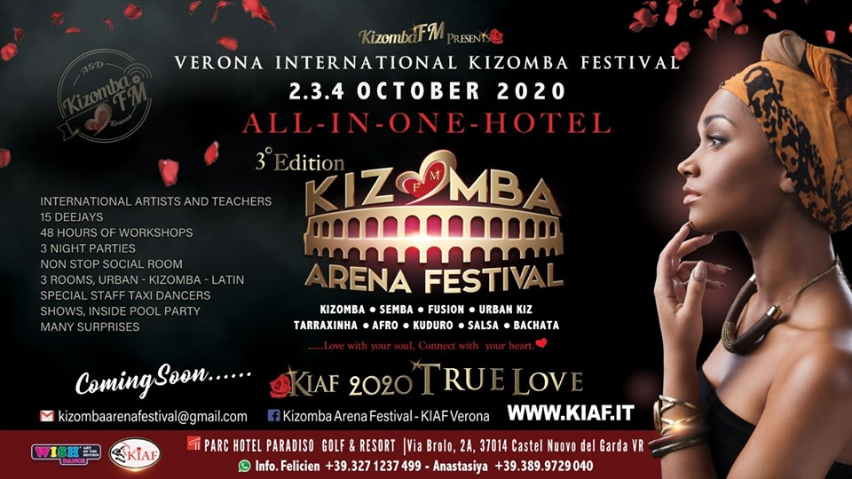 Kizomba Arena Festival 2020
