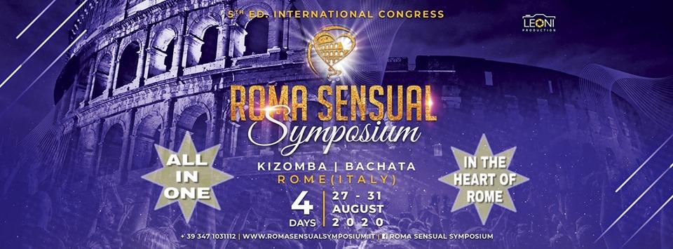 Roma Sensual Symposium 2020