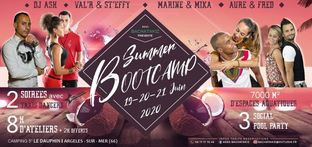 Summer Bootcamp Vol.2 2020