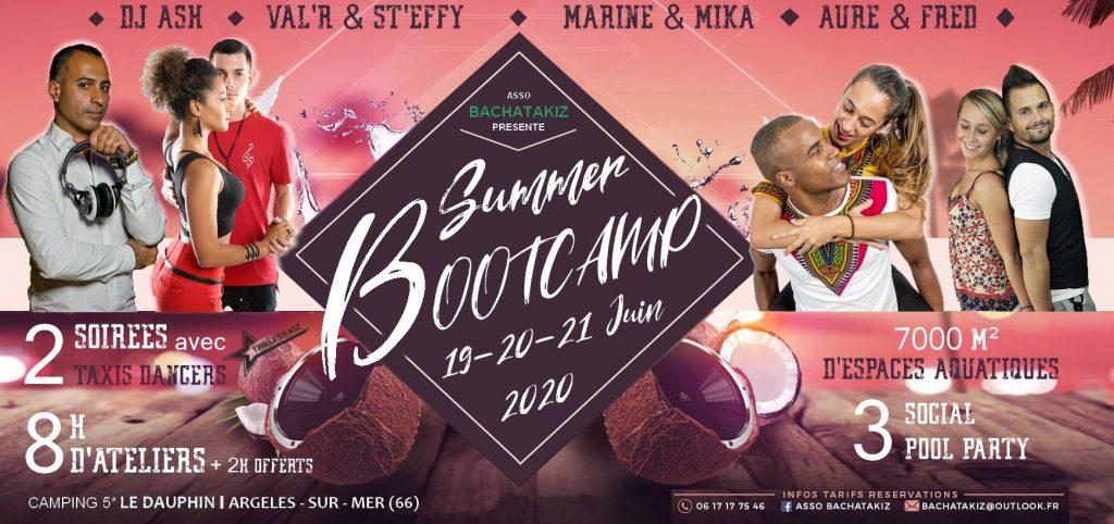Summer Bootcamp Vol.2 2020