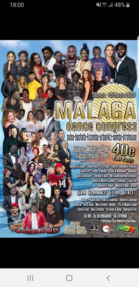 Málaga Dance Congress 2020