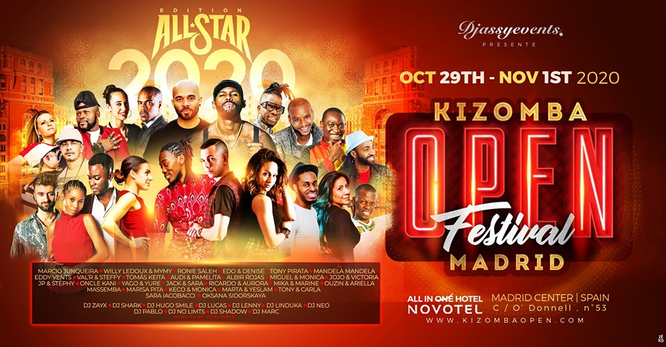Kizomba Open Festival 2020