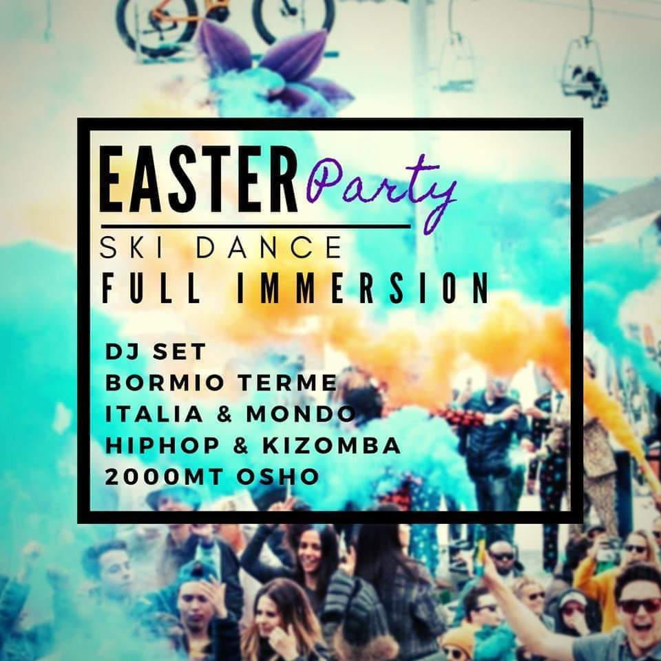 Easter Ski dance Full immersion