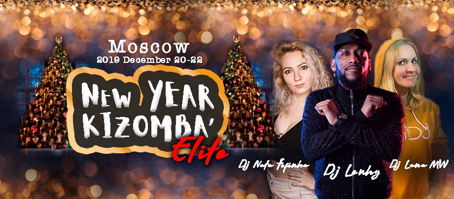 Moscow New Year Kizomba' Elite