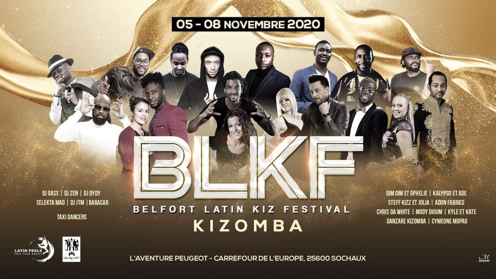 Belfort Latin Kiz Festival 2020