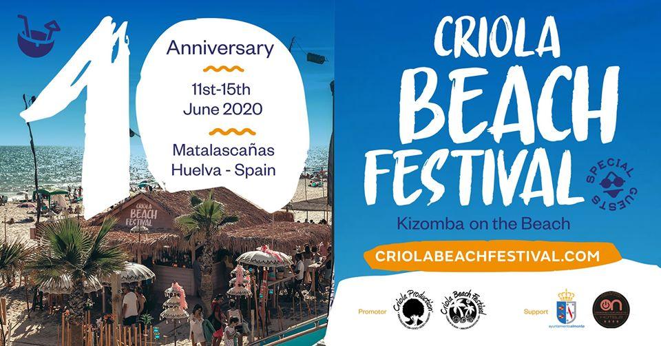 Criola Beach Festival 2020