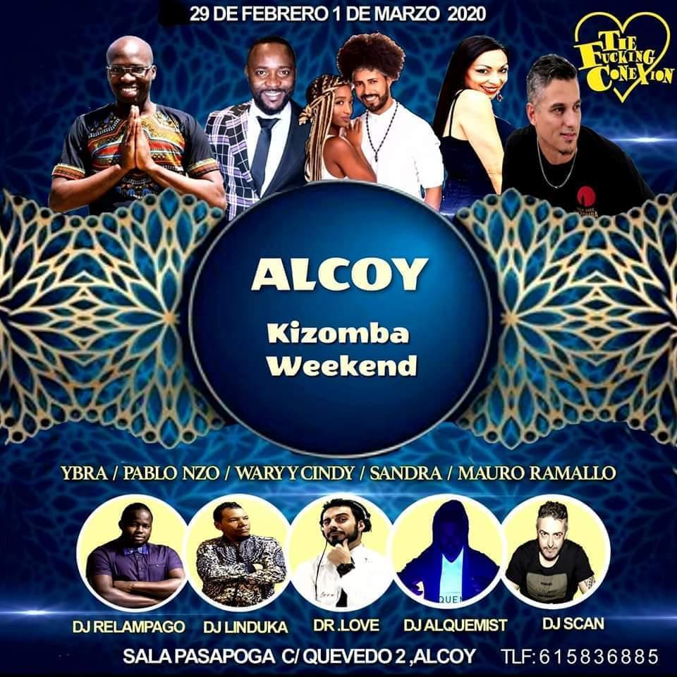 Alcoy Kizomba Weekend 2