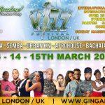 Ginga Boo Kizz Festival UK