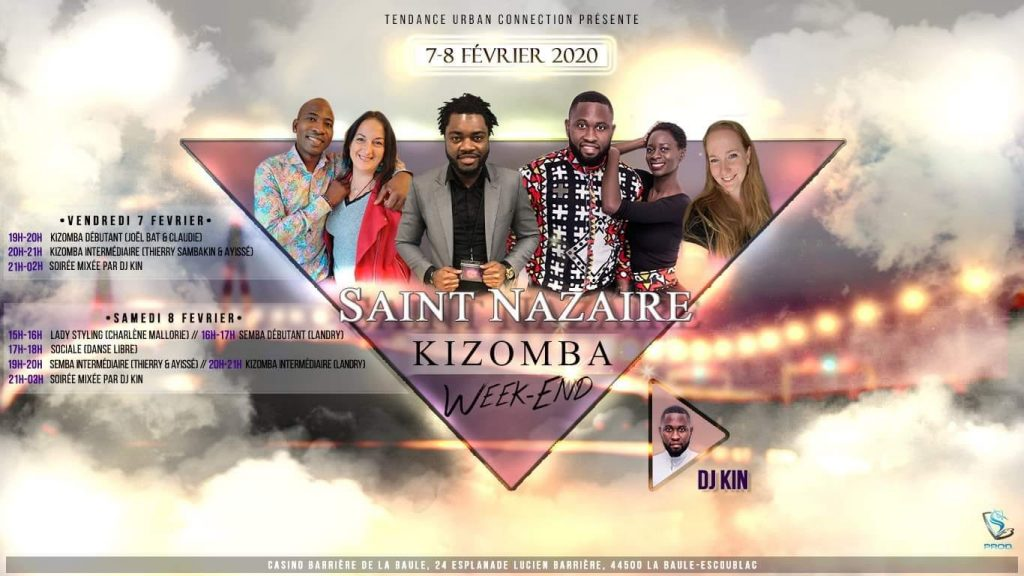Saint Nazaire Kizomba Week-End