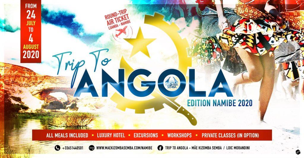 Trip to Angola - Edition Namibe 2020