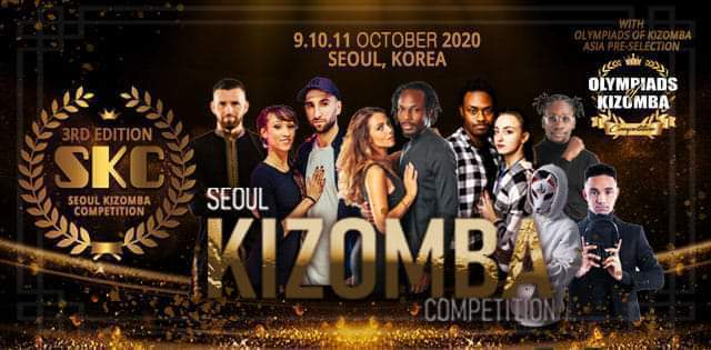 Seoul Kizomba Competition 2020